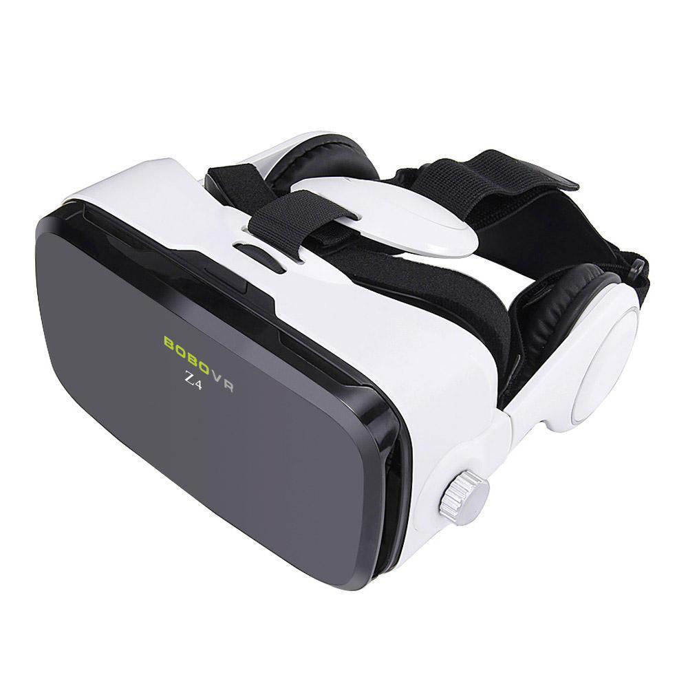 Окуляри віртуальної реальності VR BOX Z4 з навушниками та пультом