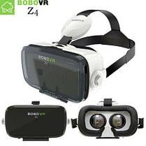 Окуляри віртуальної реальності VR BOX Z4 з навушниками та пультом, фото 3