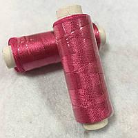 Нитки шелковые красные, фото 1
