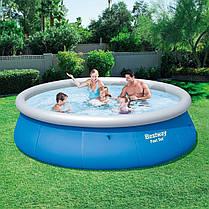Надувной бассейн Bestway 57321, 396 х 84 см (насос-фильтр 2 006 л/ч) , фото 2