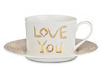 Чайный набор Lefard Love you на 2 предмета 920-027, фото 1