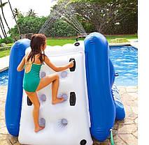 Надувной игровой центр - водная горка Intex 58849 «Water Slide», 333 х 206 х 117 см , фото 3