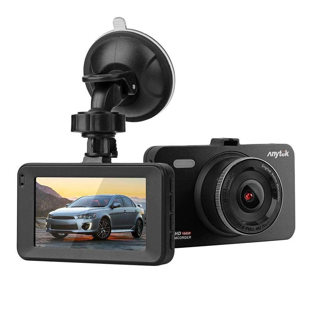 Автомобильный видеорегистратор Anytek A78 3-дюймовый