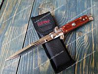 Нож выкидной Стилет Классический 170201-8 Classic Mafia Stilleto