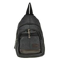 Рюкзак HYD 20х31х13 Черный (кс8133ч)