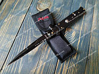 Нож выкидной Стилет Испанский 170201-31 Black Mafia