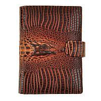Бумажник WANDY 10х14х2 Коричневый (м А-2-302кор)