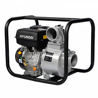 Мотопомпа для полугрязной воды HYUNDAI HY 101
