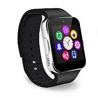 Умные часы Smart Watch GSM Camera GT08 Black (55983)