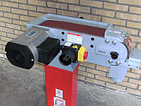Ленточная шлифовальная машина по металлу Holzmann MSM 100L