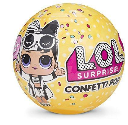 Кукла LOL Confetti Pop GOLD 9 серия