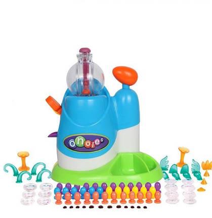 Интерактивная игрушка ONOISE Inflator Starter Pack Набор липких воздушных шариков для творчества , фото 2