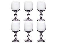 Набор фужеров для шампанского Bohemia Claudia 190 мл из 6 шт 024-158, фото 1
