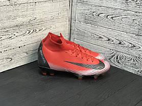 Бутсы Nike Mercirial CR7 FG, фото 3
