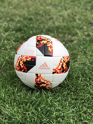 Мяч футбольный Telstar, фото 2