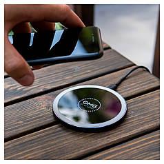 «OMG» Беспроводная Зарядка, Fast QI Wireless Charger Pad 10W