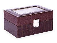 Шкатулка-бокс для хранения часов Veronese 15,5х11х8 см 801-368, фото 1