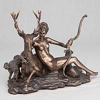 Статуэтка Veronese Диана Богиня Охоты 17 см 74615