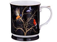 Чашки 6 шт Lefard Золотые птицы 264-638