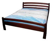 Кровать полуторная деревянная Сидней