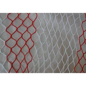 Гамак  А1001 сетка з полипропилену 320х80 см Красный производство La Rete Италия, фото 2