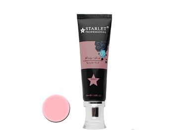 Полигель Starlet №06 - камуфляжный, yellow pink, 30 мл
