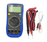 Мультиметр VDM 151 Value цифровой. Тестер электронный