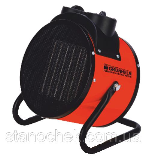 Керамический обогреватель Grunhelm PTC-2000R