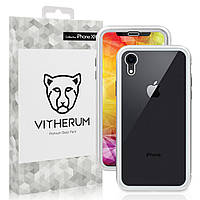 Защитный комплект VITHERUM SILVER Premium Glass Pack для iPhone XR (VTHSLV0008)