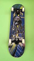 Скейтборд для трюковой и скоростной езды Explore Sonic 3