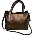 Женская сумка черная Zara ( 23*30*13 см), фото 5