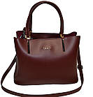 Женская сумка черная Zara ( 23*30*13 см), фото 6