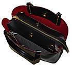 Женская сумка черная Zara ( 23*30*13 см), фото 9