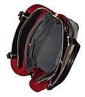 Женская сумка черная Zara ( 23*30*13 см), фото 10