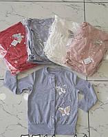 Кофты для девочки 3-6 лет