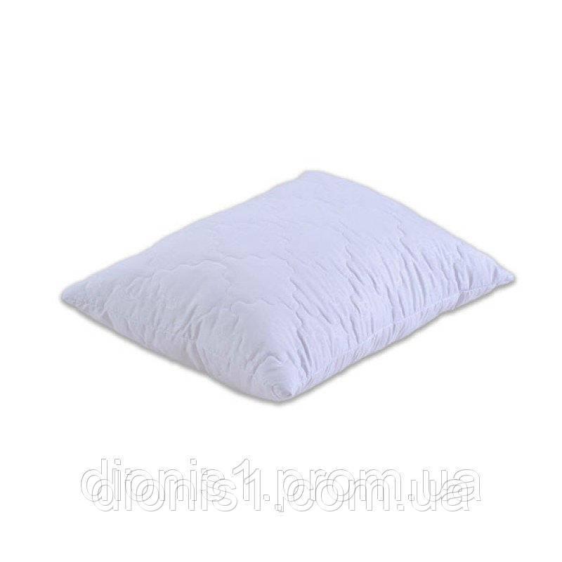 """Гіпоалергенна подушка """"Біла"""" розмір 70х70"""