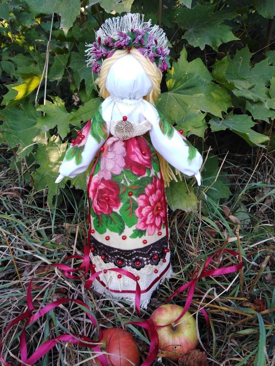 Лялька - мотанка Берегиня 40 см