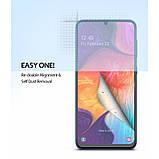 Захисна плівка Ringke Dual Easy Film для телефону Samsung Galaxy A20 (A30 / A50) (комплект 2 шт), фото 3