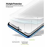 Захисна плівка Ringke Dual Easy Film для телефону Samsung Galaxy A20 (A30 / A50) (комплект 2 шт), фото 4