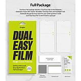 Захисна плівка Ringke Dual Easy Film для телефону Samsung Galaxy A20 (A30 / A50) (комплект 2 шт), фото 7