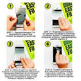 Захисна плівка Ringke Dual Easy Film для телефону Samsung Galaxy A20 (A30 / A50) (комплект 2 шт), фото 10