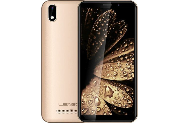 Смартфон Leagoo Z10 1/8GB Gold