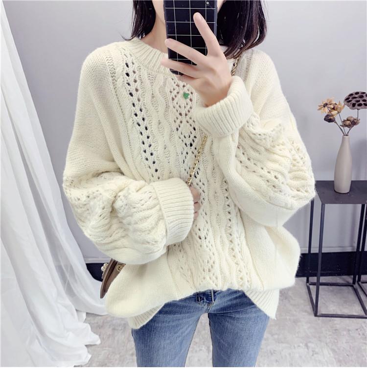 Оверсайз зимний свитер женский 42-46 (в расцветках)