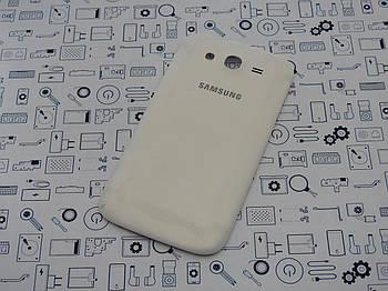 Задняя крышка Samsung GT-i9060 белая Сервисный оригинал с разборки