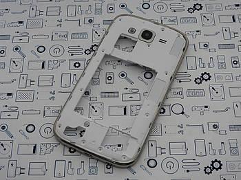 Б.У. Корпус Samsung GT-i9060 средний со стеклом камеры серый