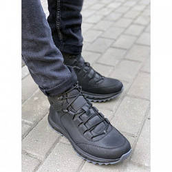 Ботинки EXPENSIVE 610 черный зима 40