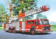 Пазлы для детей Пожарная машина на 60 элементов Сastorland