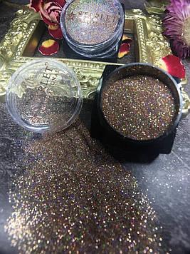 "Starlet Professional Дизайн ""Волшебная пыльца"", золото №19"
