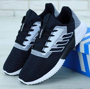 Мужские кроссовки Adidas Climacool Blue