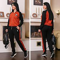 Спортивный костюм  женский батал  Пинк, фото 1